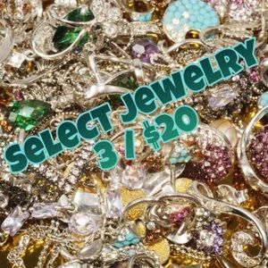 Jewelry - 3 for $20 on Select Marked Jewelry